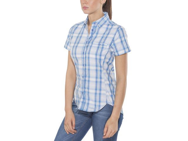 High Colorado Zell 2 T-shirt manches courtes Femme, blue/lightblue
